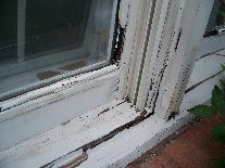Rotten Window Sill Three